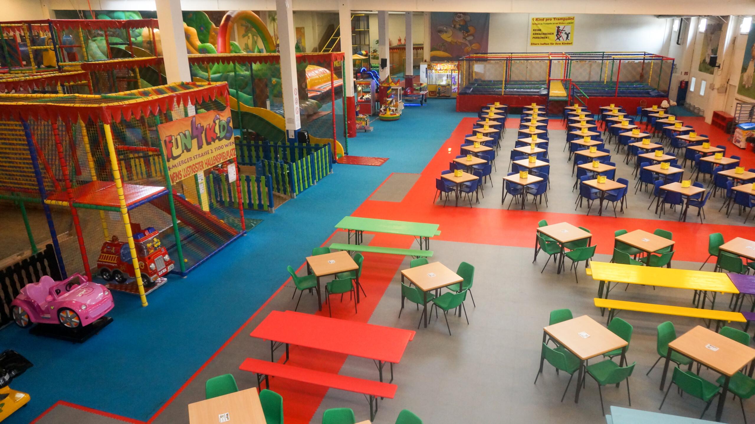 Indoorspielplatz Wien